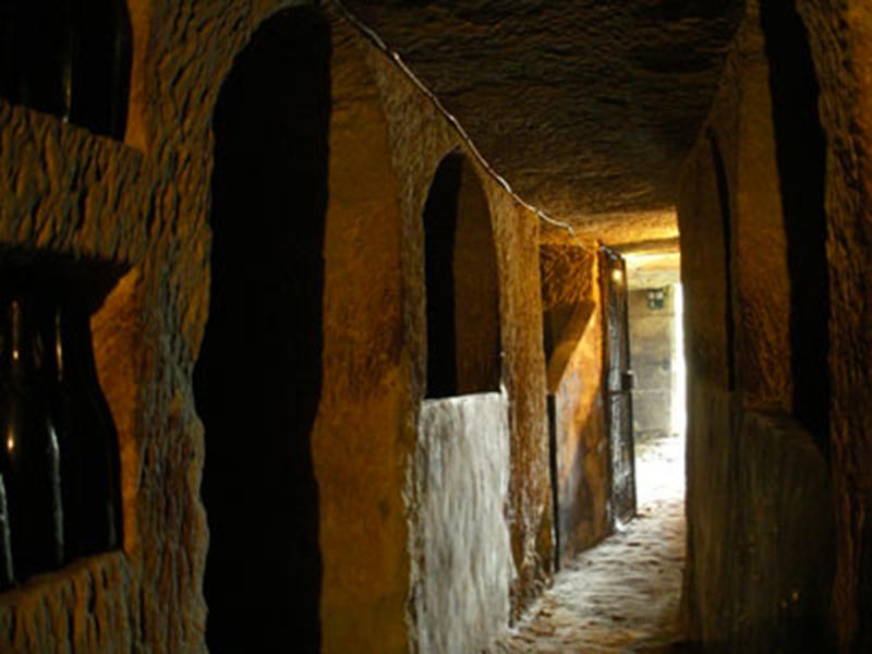 Cave viticulteur domaine Vincent Denis