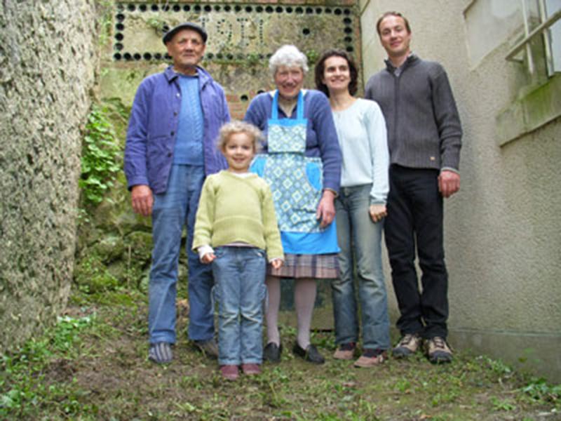 Famille Domaine Vincent Denis