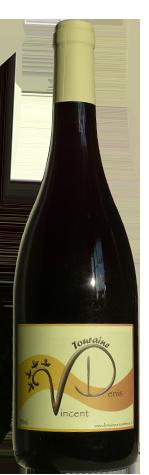 Vin de Touraine AOC Cabernet